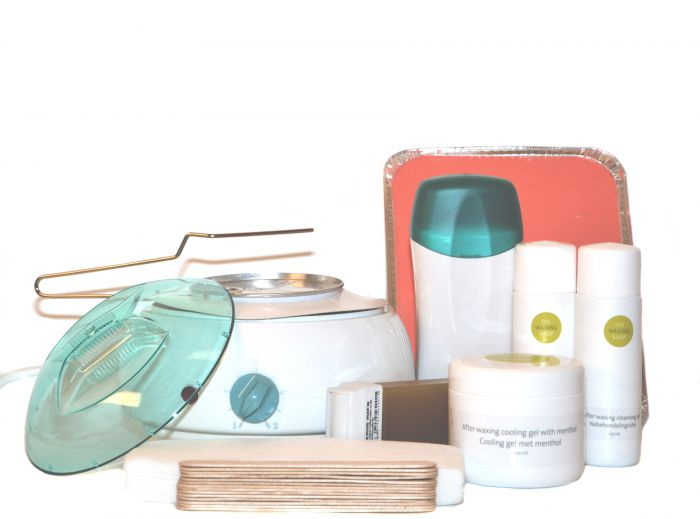 Full Body Wax Kit voor thuis ad Eur 125.00