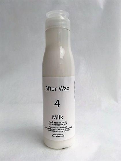 Verfrissende After Wax Milk 150 ml met Aloe Vera