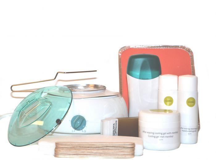 Full Body Wax Kit voor thuis ad Eur 125.00
