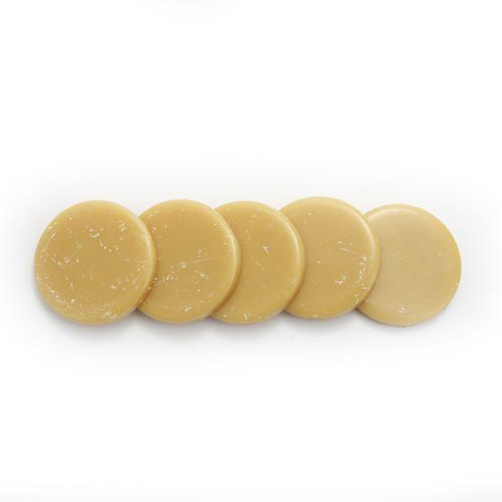 Ontharingswas (lijkt op Folay) 100 gram geel
