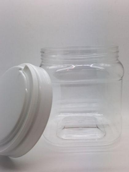 Lege plastic pot 1000 gr