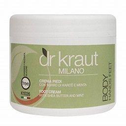 Voetcrème Dr Kraut - 500 ml