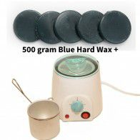Blue Hard Wax Kopen inclusief Harsapparaat en Harsspatels